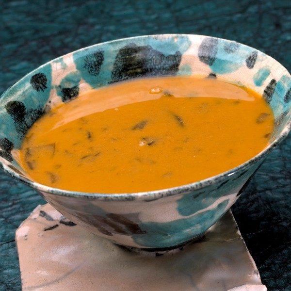 Soupe de poissons aux Algues (Wakamé)