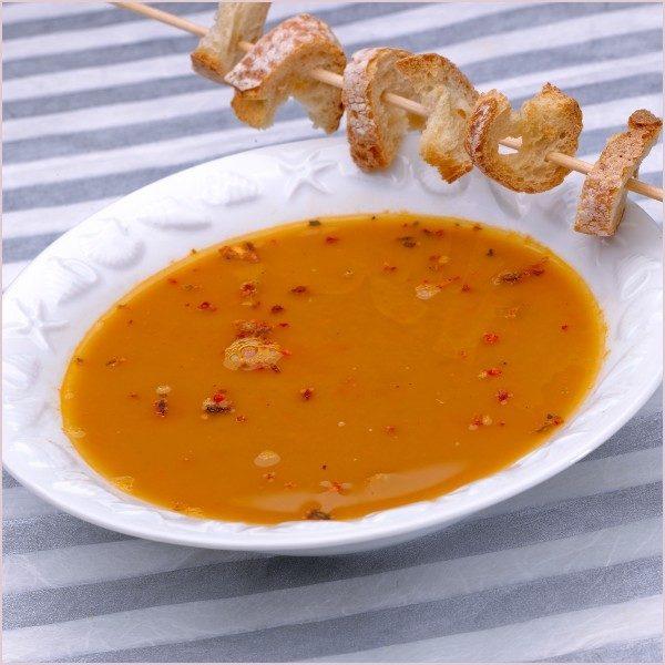 Soupe de poissons traditionnelle