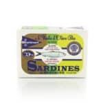 Sardines à l'huile d'Olive Bio au Citron Kerbriant