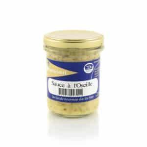 Sauce à l'Oseille Kerbriant