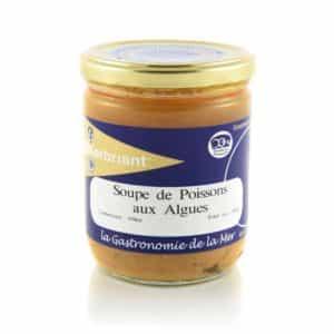 Soupe de Poissons aux Algues 400G Kerbriant