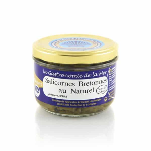Salicornes Bretonnes au Naturel Kerbriant