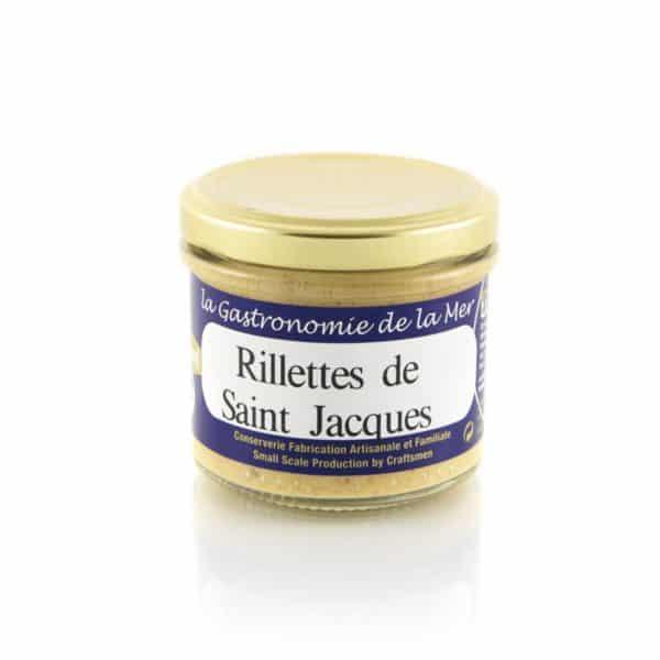 Rillettes de Saint Jacques Kerbriant