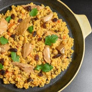 couscous de thon